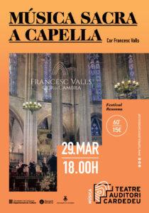 festival_ressona, cor_francesc_valls